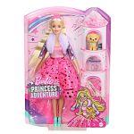 Barbie Princess Adventure Deluxe Hercegnő - Barbie (kép 3)