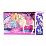 Barbie Princess Adventure Varázslatos paripa hercegnővel (kép 5)