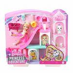 Barbie Princess Adventure Chelsea kiskedvencek kastélya játékszett (kép 4)
