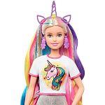 Barbie varázslatos frizurák kiegészítőkkel (kép 3)