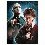 Clementoni High Quality Collection puzzle 3x1000 db - Harry Potter (kép 3)