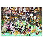 Clementoni puzzle 1000 db - Disney Gála (kép 2)