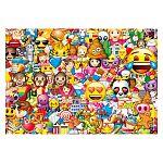 Clementoni supercolor puzzle 180 db - Emoji (kép 2)