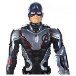 Bosszúállók Titán hősök POWER FX - Amerika kapitány figura (kép 2)