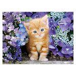 Clementoni High Quality Collection puzzle 500 db - Vörös cica (kép 2)