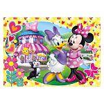 Clementoni supercolor puzzle 104 db - Minnie (kép 2)
