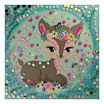 Sycomore Mozaikkép készítő 3 db - Bájos állatok (kép 3)
