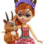 Enchantimals baba állatkával - Gabriela Gazella és Spotter (kép 2)
