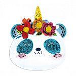 Avenir 3D képkarcoló zsenília dróttal - Panda (kép 5)