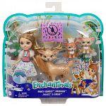 Enchantimals baba állatka családdal - Rainey Reindeer és a rénszarvasok (kép 3)