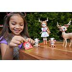 Enchantimals baba állatka családdal - Rainey Reindeer és a rénszarvasok (kép 2)