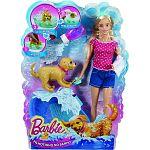 Barbie Pancsoló kutyus szett (kép 3)