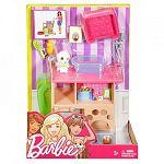 Barbie bútorok kiegészítőkkel - kisállat játszótér (kép 4)