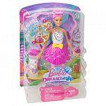 Barbie Dreamtopia buborékfújó tündérek - rózsaszín (kép 4)