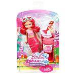 Barbie Dreamtopia Buborékfújó mini sellő - rózsaszín (kép 4)