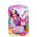 Barbie Dreamtopia Buborékfújó mini sellő - lila (kép 4)