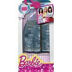 Barbie ruhák - farmer szoknya (kép 2)