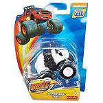 Láng és a szuperverdák mini járgányok - Panda (kép 2)
