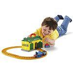 Thomas Collectible Railway - Tidmouth hordozható kocsiszín (kép 2)