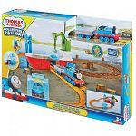 Thomas Collectible Railway - Cápa szállítás (kép 3)