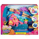 Barbie: Delfin varázs - játékszett (kép 3)