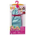 Barbie ruhák - türkiz csíkos (kép 2)