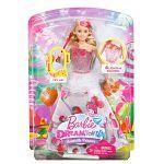 Barbie Dreamtopia Világító és zenélő hercegnő (kép 3)