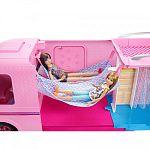 Barbie Dream Camper - Álom lakóautó (kép 3)