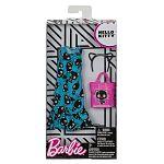 Barbie Hello Kitty ruhák - Kék ruha kiegészítőkkel (kép 2)