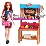 Barbie karrier kiegészítő szett - Zöldséges (kép 2)