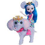 Enchantimals baba nagy állatkával - Ekaterina Elephant és Antic (kép 2)