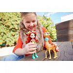 Enchantimals baba nagy állatkával - Gillian Giraffe és Pawl (kép 4)