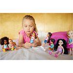 Barbie Chelsea babák - barna hajú szíves felsőben (kép 3)