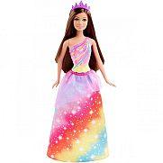 Barbie Dreamtopia hercegnők - Szivárványhercegnő
