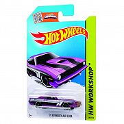 Hot Wheels Workshop - 70 Plymouth AAR Cuda