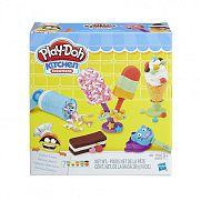 Play-Doh Kitchen Creations - fagyos finomságok