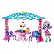 Enchantimals baba kerti pavilonnal játékszett