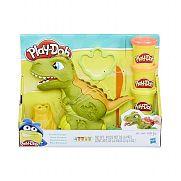Play-Doh Rex a dínó