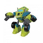 Láng és a szuperverdák robotok - Zeg