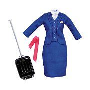 Barbie karrier ruhák - Légiutaskísérő