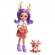 Enchantimals baba állatkával - Danessa deer és Sprint