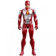 Justice League - Az igazság ligája Villám figura metálfényű páncélban