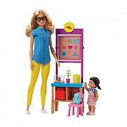 Barbie karrier játékszett - Tanítónő