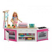 Barbie álom konyhája