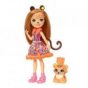 Enchantimals baba állatkával - Cherish Cheetah és Quick Quick