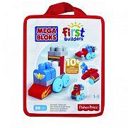 Mega Bloks Mini építőzacskók - Járművek