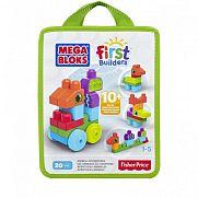 Mega Bloks Mini építőzacskók - Állatok