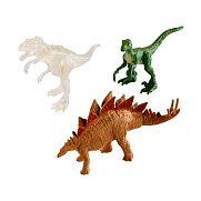 Jurassic World mini dínók 3 darabos szett - Velociraptor