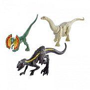 Jurassic World mini dínók 3 darabos szett - Indoraptor