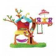 Enchantimals Petal Park Pillangó házikó játékszett